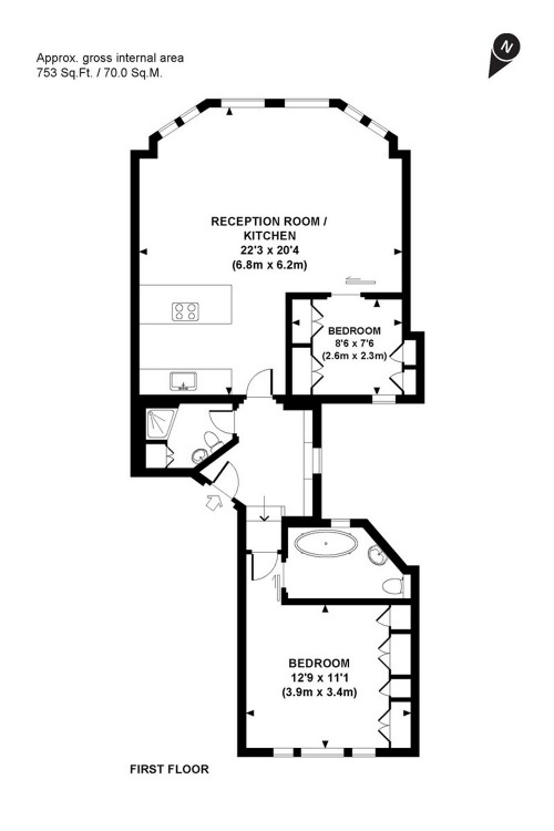 Floorplans For Embankment Gardens, , Chelsea